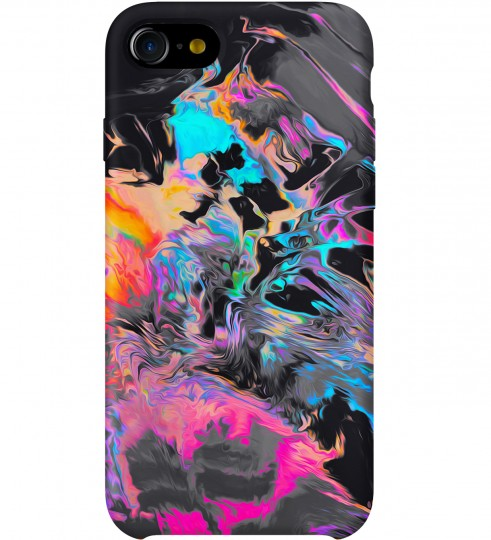 Space colours Phone Case Miniature 1