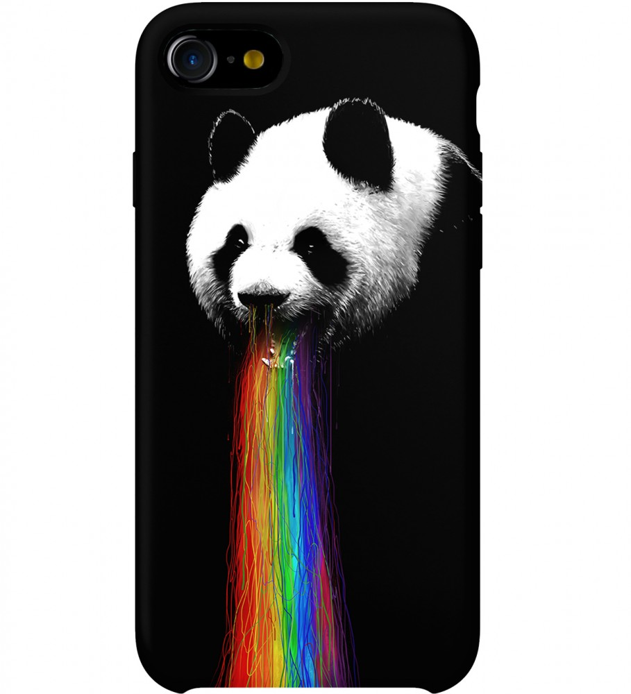 Mr. Gugu & Miss Go, Pandalicious Phone Case Фотография $i