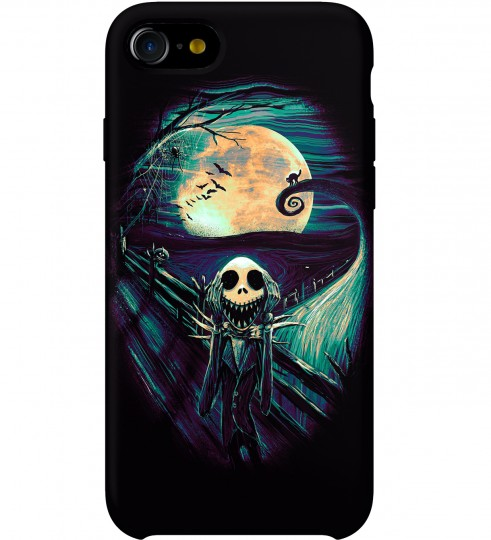 Skellington Phone Case Miniature 1
