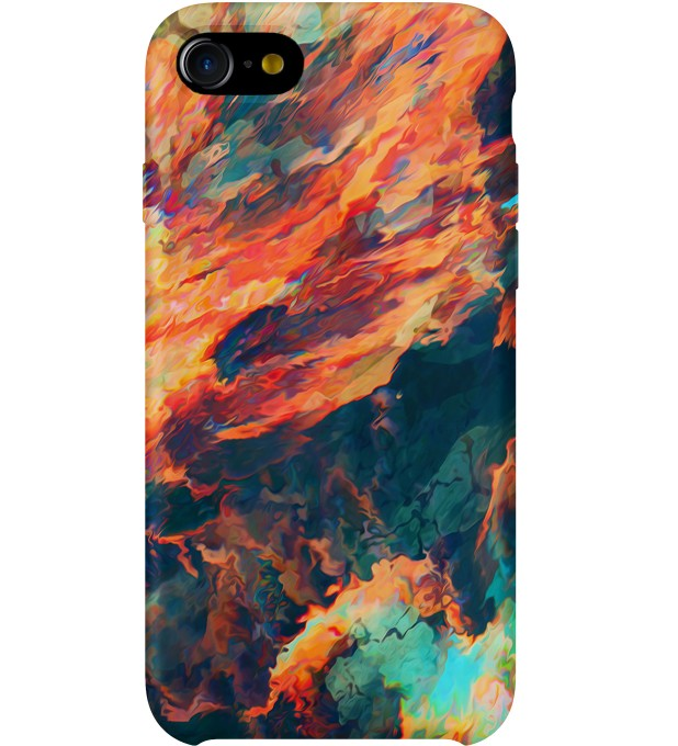 Sky is burning Phone Case Thumbnail 1