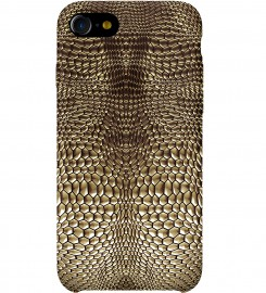 Mr. Gugu & Miss Go, Golden armor Phone Case аватар $i