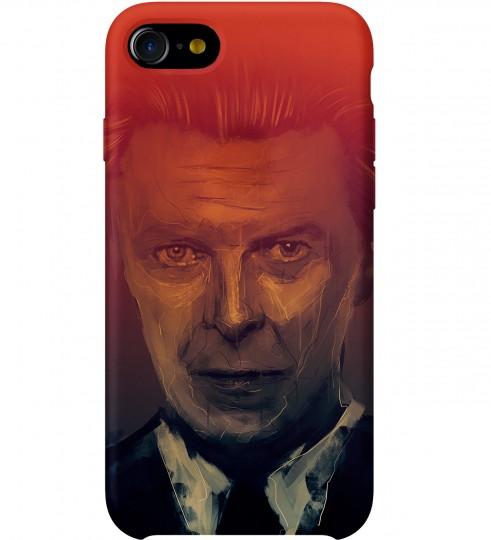 Bowie Phone Case Miniature 1