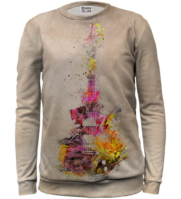 Sounds of color sweater for kids Miniatura 1