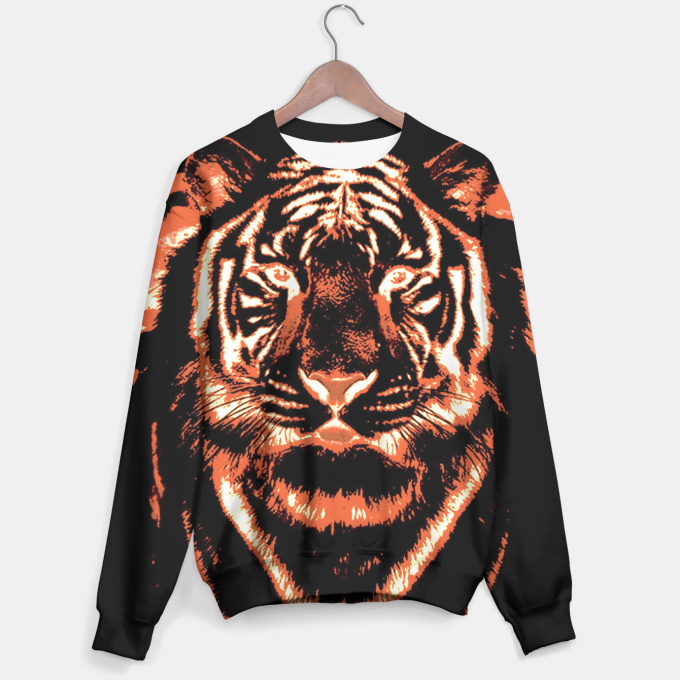 Tiger sweater Thumbnail 1