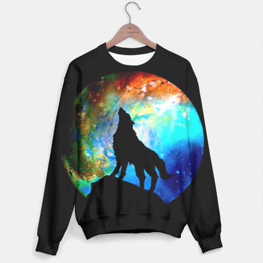 Wolf sweater Miniatura 1