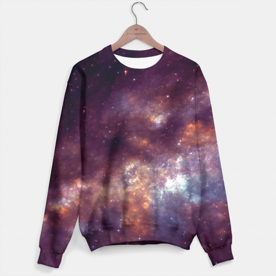 Color your universe sweater Miniature 1