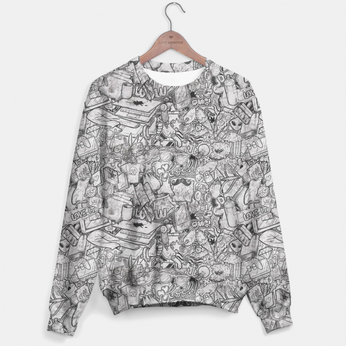 Doodleffiti sweater аватар 1