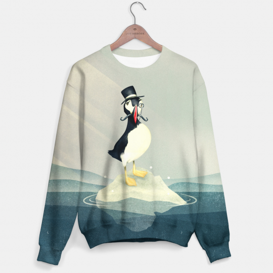 Lord Puffin sweater Miniature 1