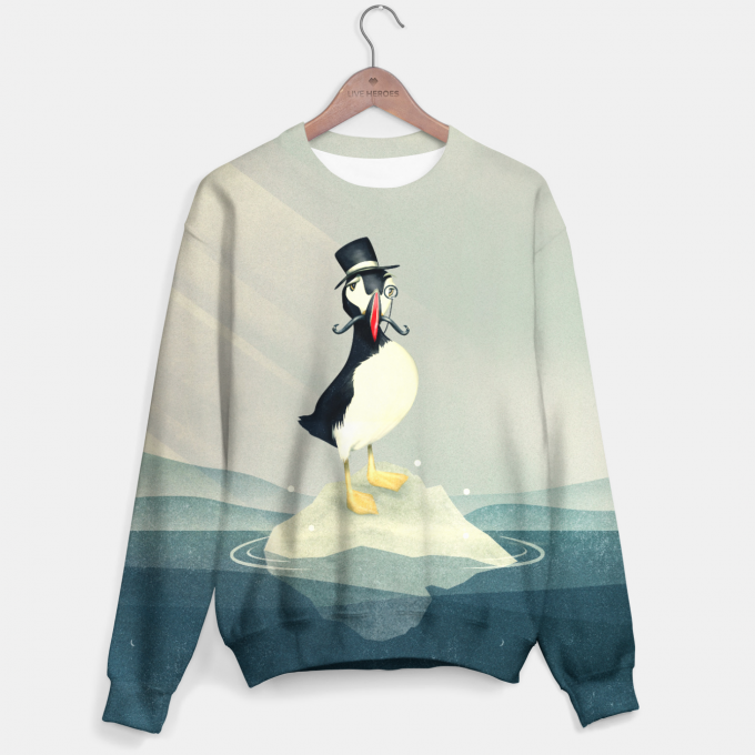 Lord Puffin sweater Thumbnail 1