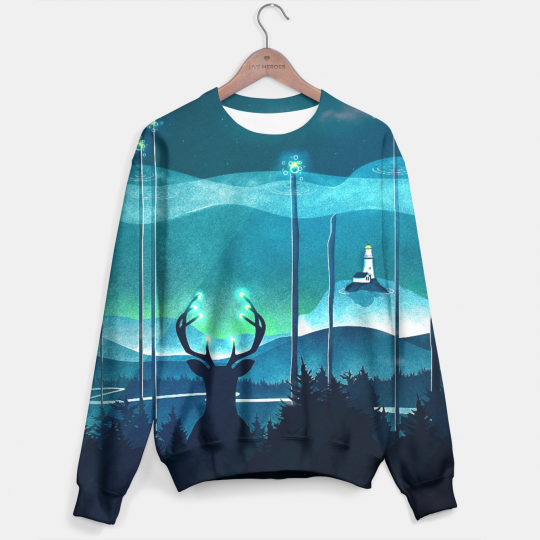 Keeper of the Light sweater Miniature 1