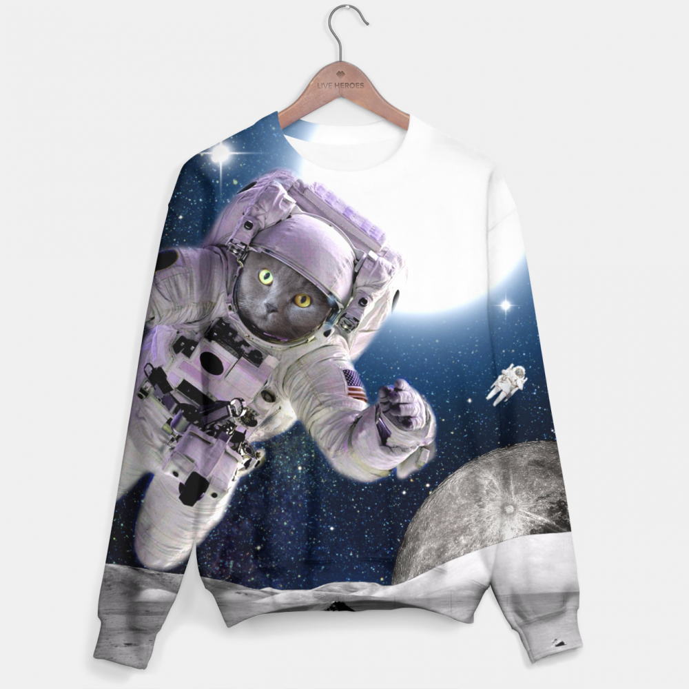 Mr. Gugu & Miss Go, INVASION sweater Фотография $i