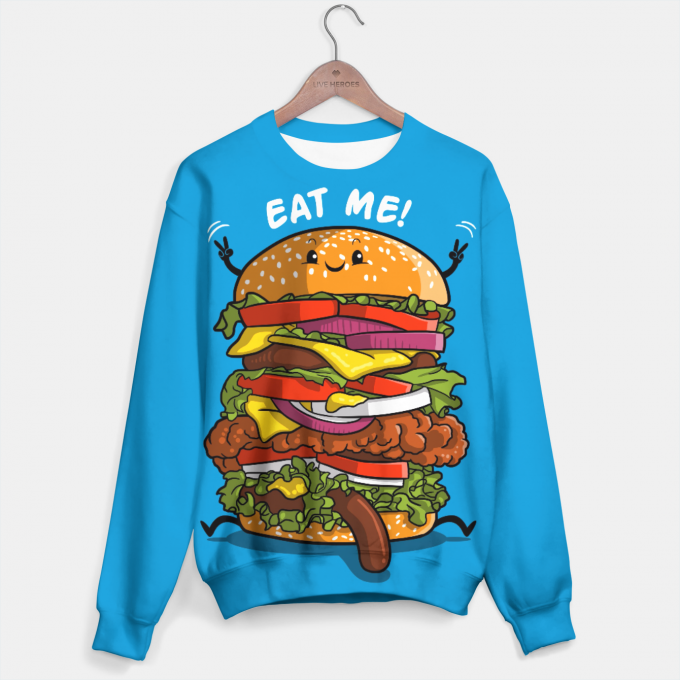 Eat me! sweater Thumbnail 1