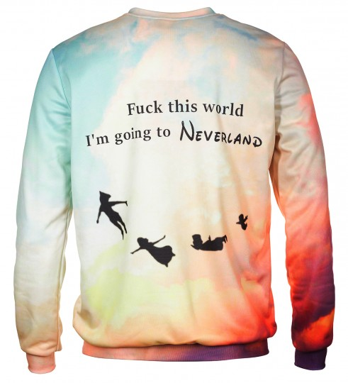 Bluza I'm going to Neverland Miniatury 2
