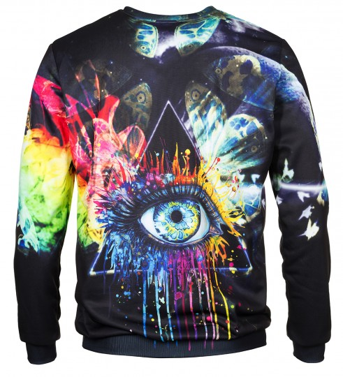 Print Floyd sweater Miniature 2