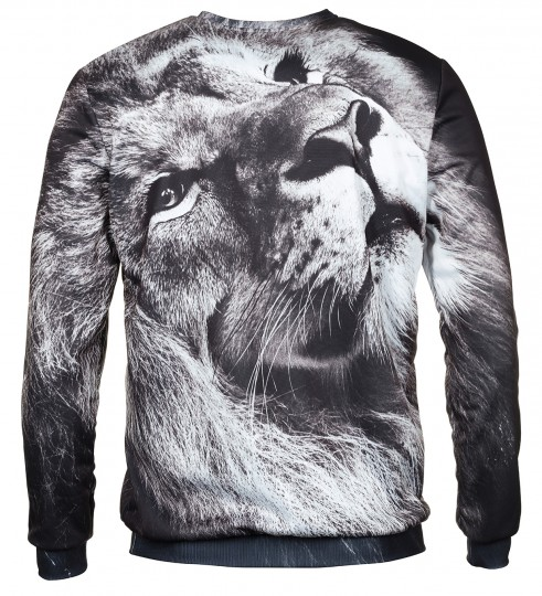 Black Lion sweater Miniature 2