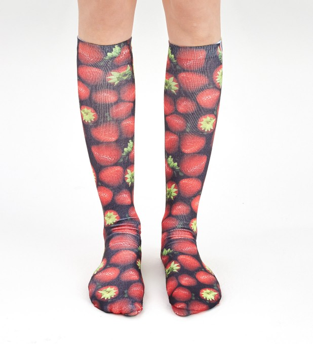Strawberries knee socks аватар 2