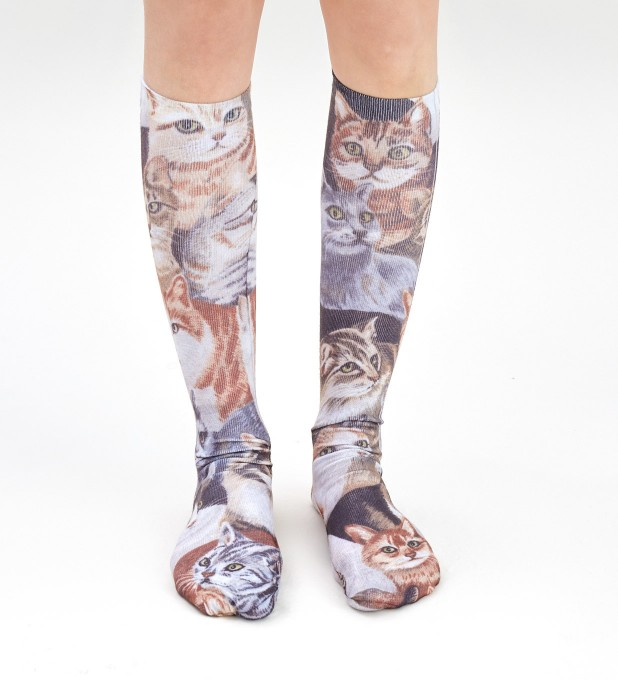 Cats knee socks Thumbnail 2