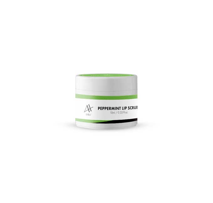 Peppermint Lip Scrub Miniatura 1