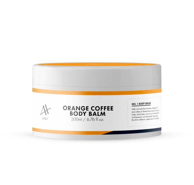Orange Coffee Body Balm Thumbnail 1