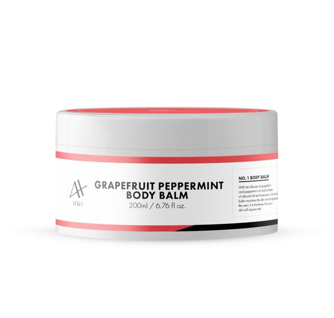 Grapefruit Peppermint Body Balm Thumbnail 1