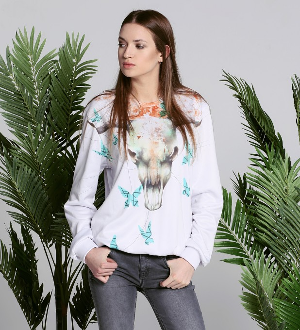 Bull Skull sweater аватар 1