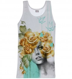 Mr. Gugu & Miss Go, Flower Girl tank-top аватар $i