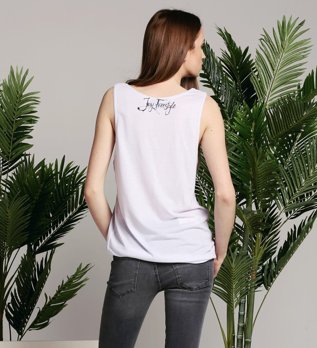 Flower Girl tank-top Thumbnail 2