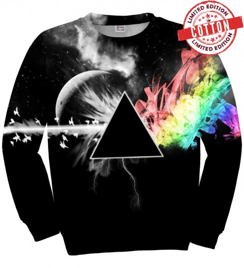Pink Floyd cotton sweater Miniature 1