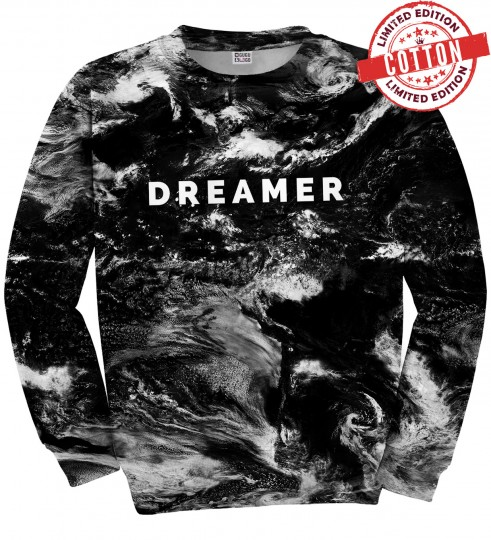 Dreamer cotton sweater Miniature 1