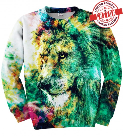 King of Colors cotton sweater Miniatura 1