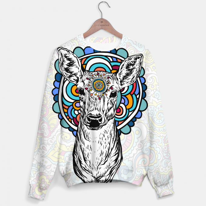 Spirit animal sweater Thumbnail 1