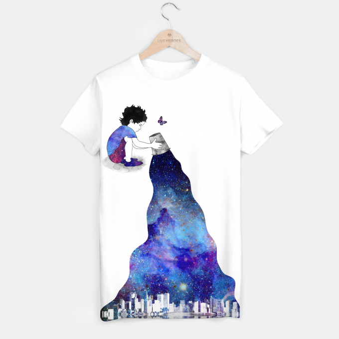 Paint my world t-shirt аватар 1