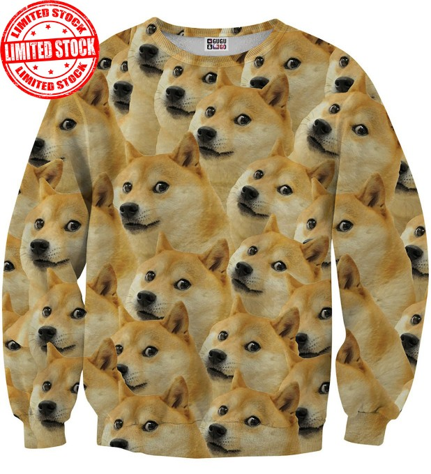 Doge sweater Miniature 1