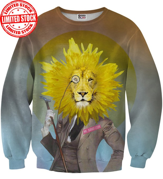 Dandy Lion sweater Miniature 1