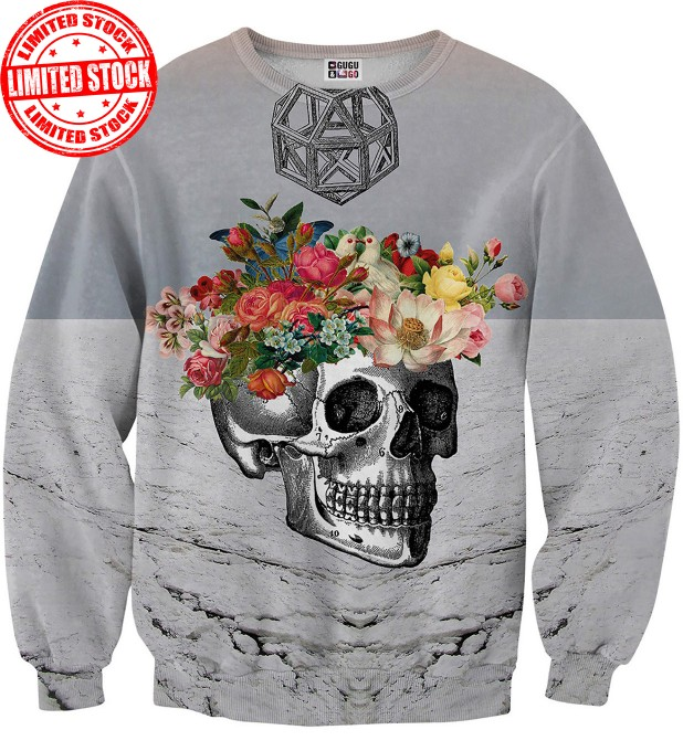 Skull sweater Miniature 1