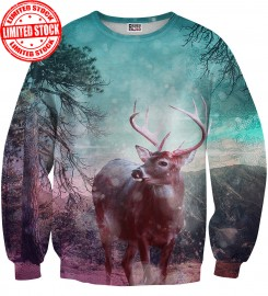 Mr. Gugu & Miss Go, Hipster Deer sweater Miniature $i