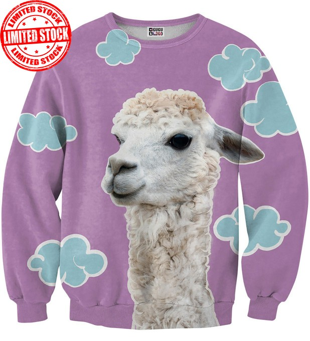 Lama sweater Miniatura 1