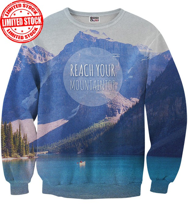 Mountain sweater Thumbnail 1