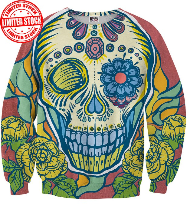 Cara de muerte sweater Miniature 1