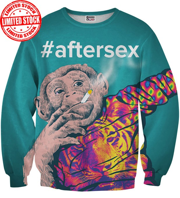 Aftersex sweater Thumbnail 1