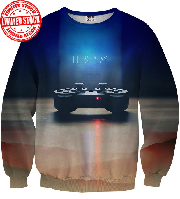 Gamer sweater Thumbnail 1