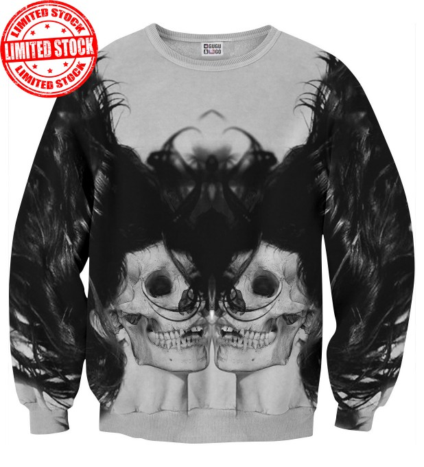Black Skull Girl Net sweater аватар 1