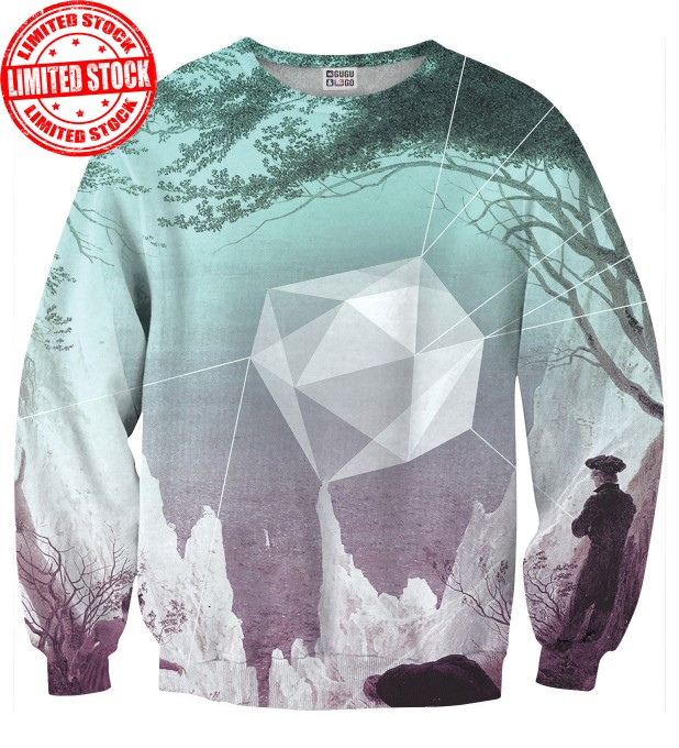 Tree Diamond sweater Thumbnail 1