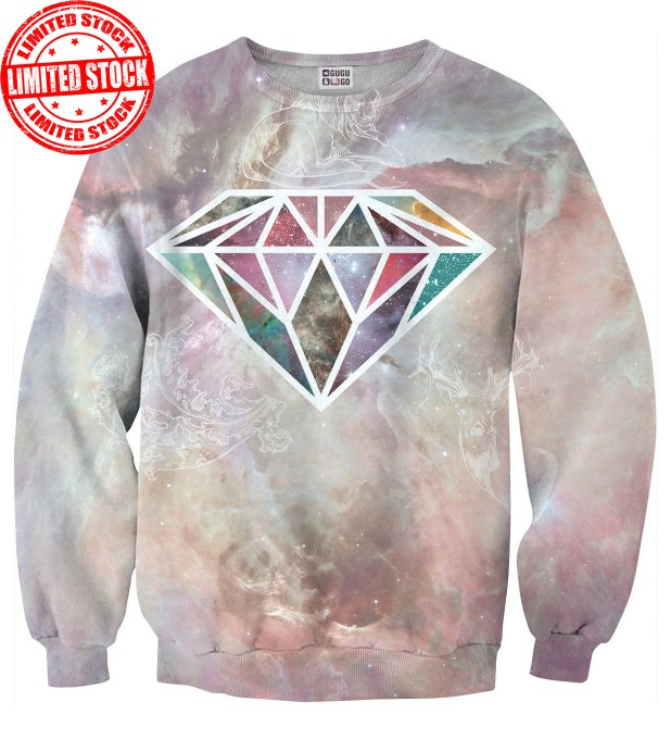 Colorful Diamond sweater Thumbnail 1
