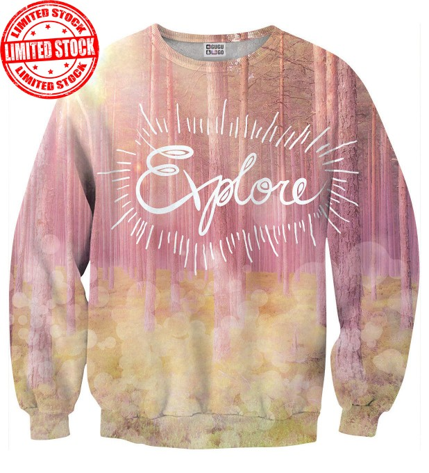 Explore sweater Thumbnail 1