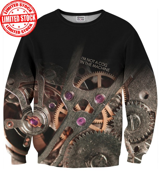 I'm not a cog sweater Thumbnail 1