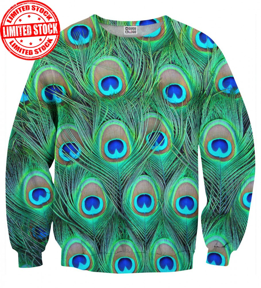 Mr. Gugu & Miss Go, The Night Eye of the Peacook sweater Image $i