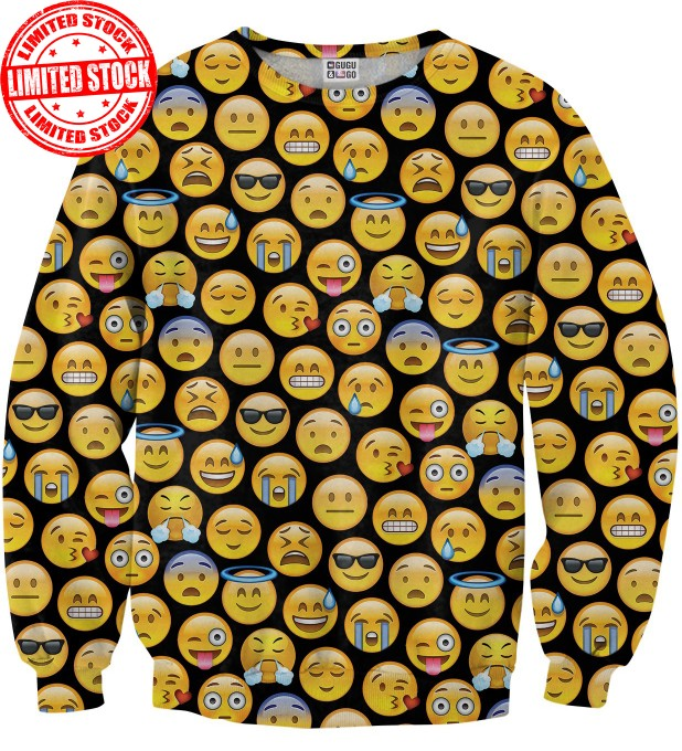 Emoji sweater Miniature 1