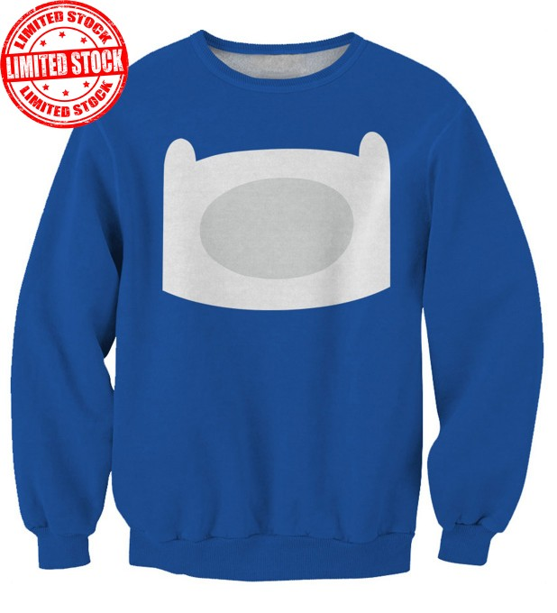 Finn Warrior Sweater Thumbnail 1