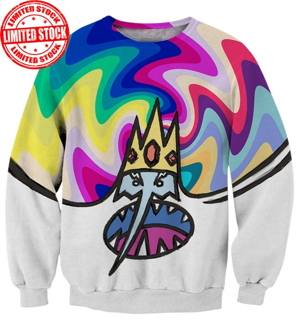 Ice King Sweater Miniature 1